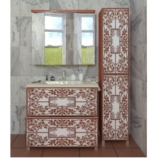"Bathroom set ""Ilusion"" with washbasin"